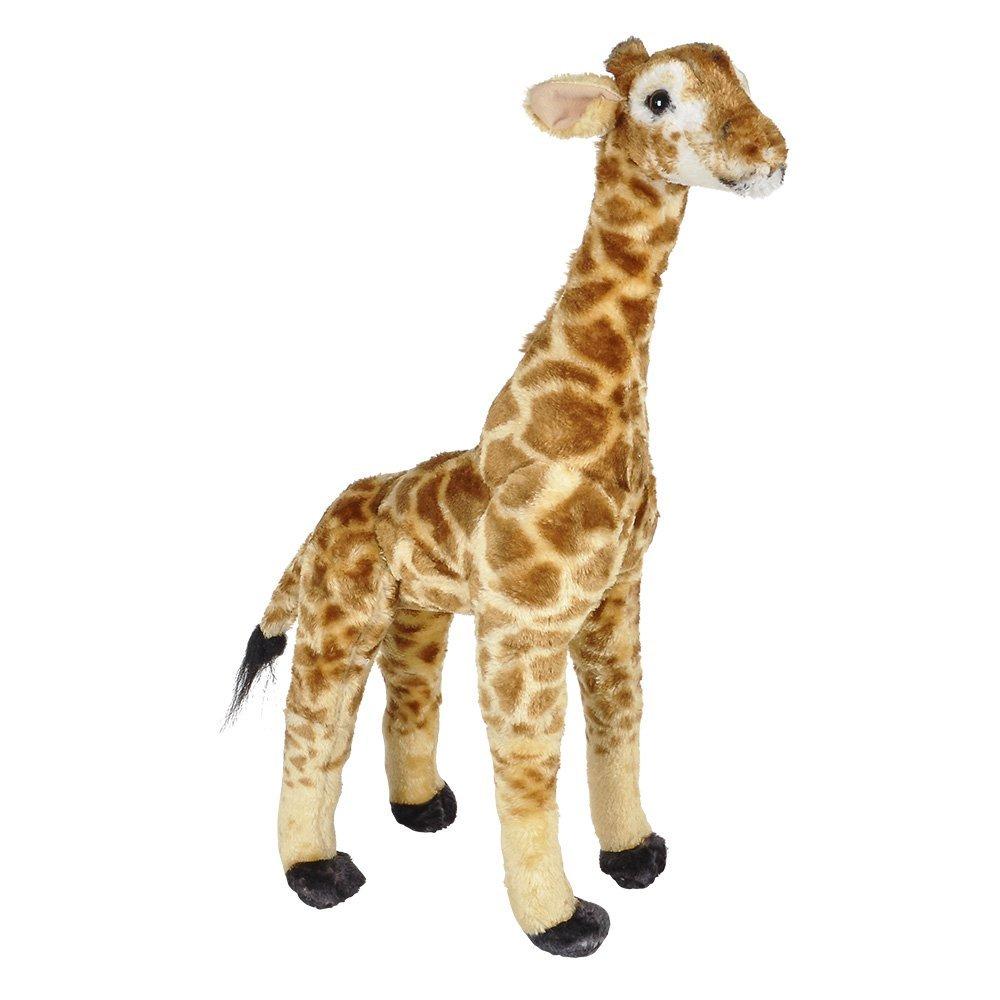 Stuffed giraffe by Kangaroo