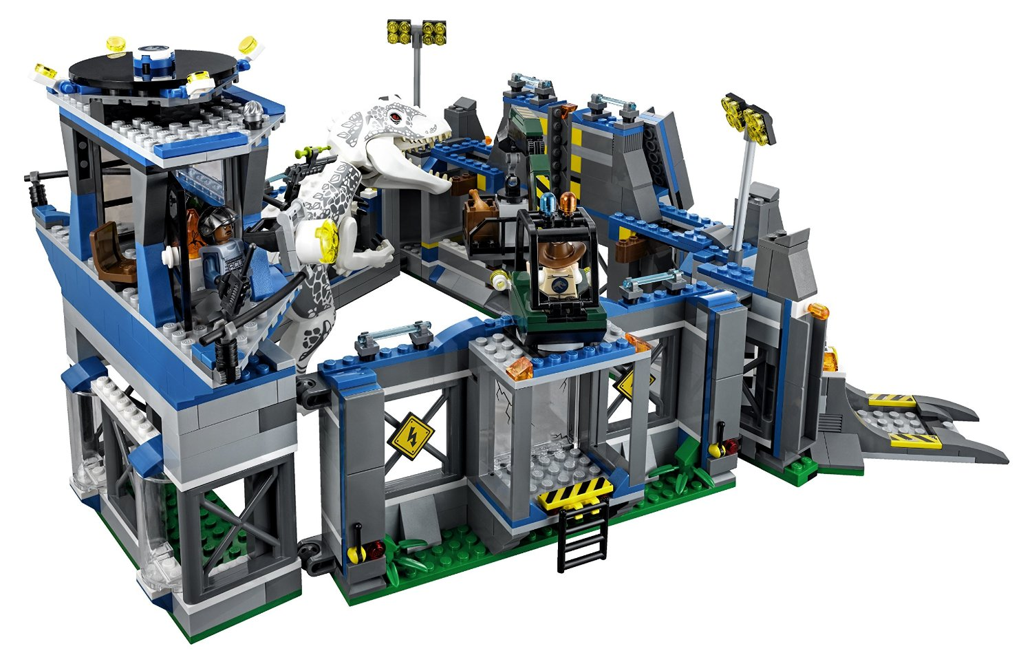 The top 10 jurassic world toys you should get right now - Jurasic park lego ...