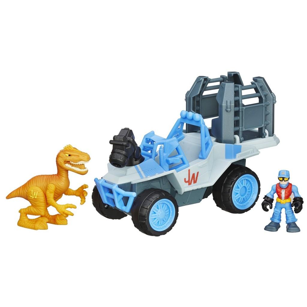 Playskool Jurassic World