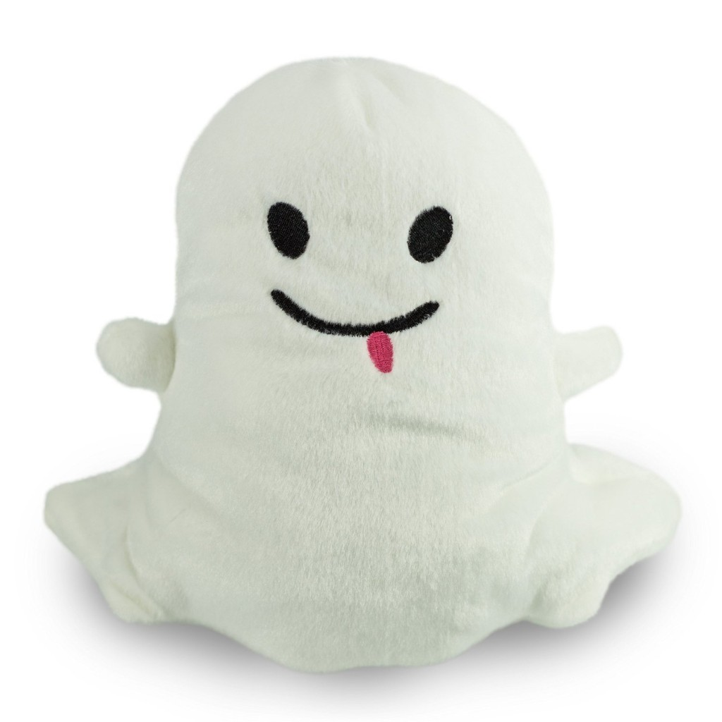 Snapchat starts selling a plushie version of its icon