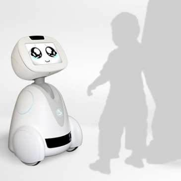 The family companion robot Buddy gathers huge interest