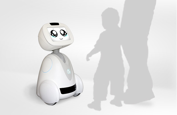 The family companion robot Buddy gathers huge interest
