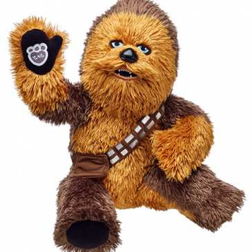 Build-A-Bear new Star Wars collection is out