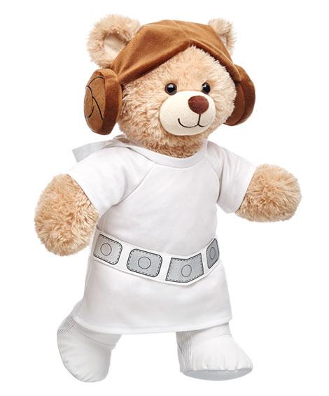 Build-A-bear Star Wars Princess Leia