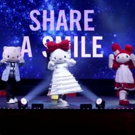 Hello Kitty Supercute Frendship Festival will visit Seattle