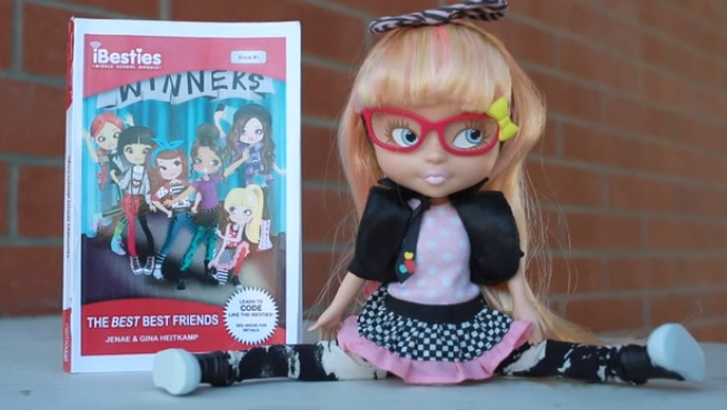 Meet iBesties: Dolls for Future Tech and Business Leaders