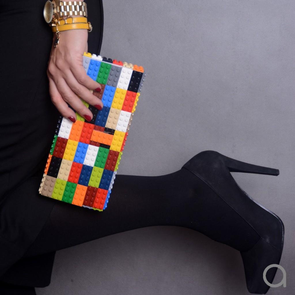 LEGO Clutch handbag