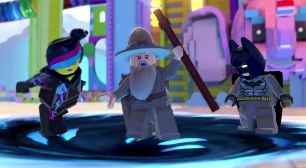 Warner Bros just debuted the LEGO Dimensions trailer