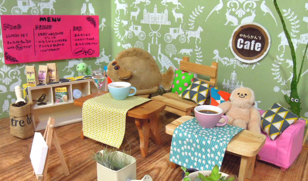 The first ever cafe for stuffed animals just opened in Japan and you're not allowed in