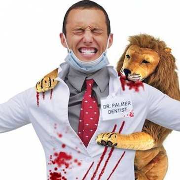Cecil the lion Halloween costumes create controversy