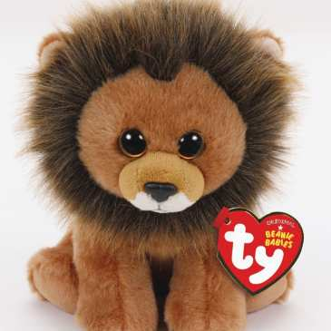Cecil the lion will be remembered as a Beanie Baby