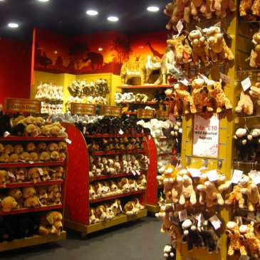 Hamleys will open one of the world's biggest toy stores in Prague