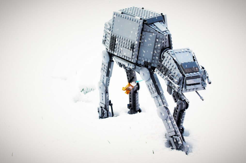 LEGO hopes to keep the Star Wars partnership forever