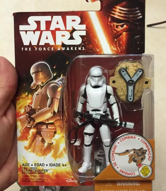 The full new Star Wars Toys catalogue has just leaked online