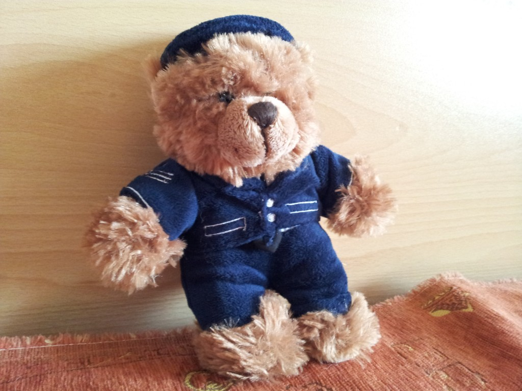 Women's Institute in the UK unveiled new Trauma Teddies for the police