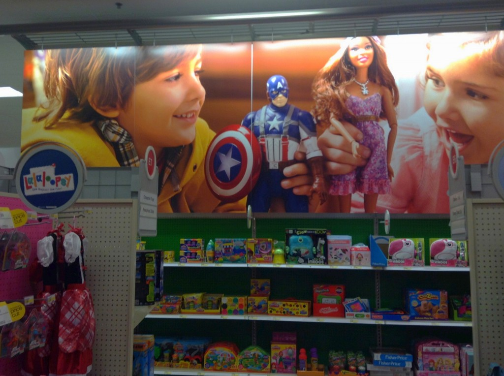 Target will remove gender labeling in toy aisles