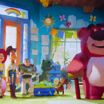 Brace yourselves, rumors for Toy Story 5 start to gain steam