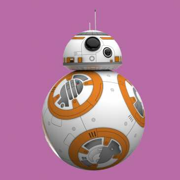 Sphero's BB-8 toy droid can now watch Star Wars with you and react to it