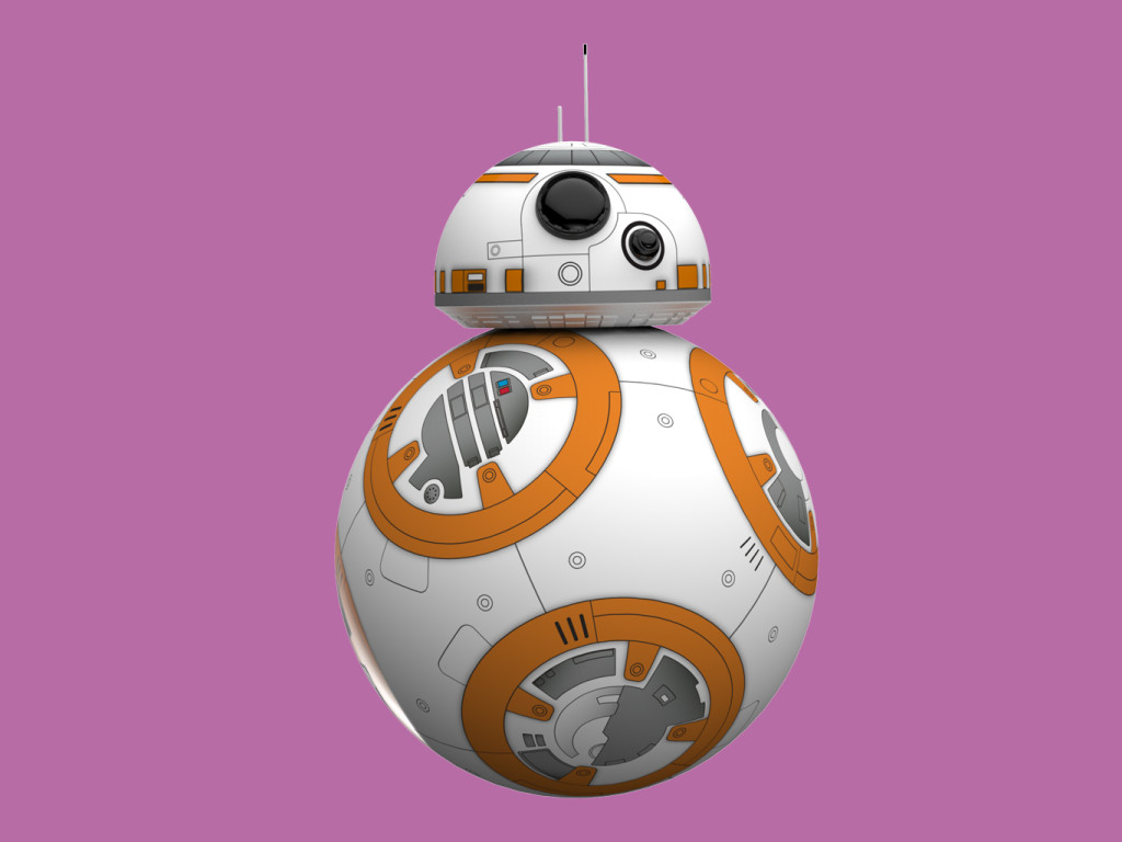 The Star Wars Bb 8 Droid Toy Is Taking Over The Internet