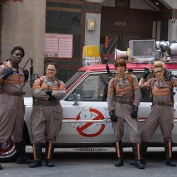 Mattel will be the master toy partner for the new Ghostbusters