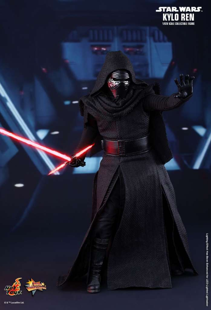 Hot Toys shows off three new Star Wars: The Force Awakens action figures