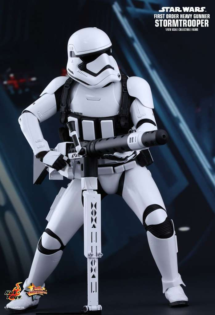 Hot Toys Stormtrooper Heavy Gunner