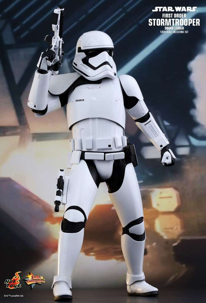 Hot Toys Star Wars Stormtrooper Leader