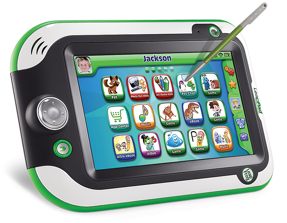 LeapFrog is adamant that electronics are the future of toys