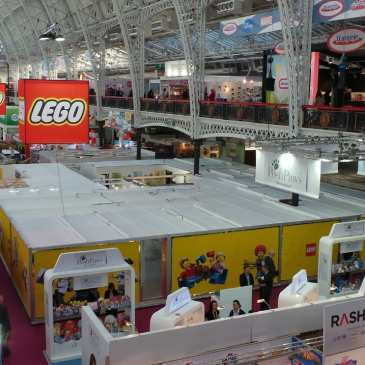 The registration for London's Toy Fair 2016 is open