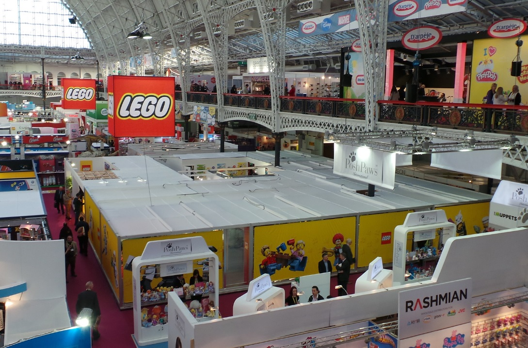 The Registration For London S Toy Fair 2017 Is Open