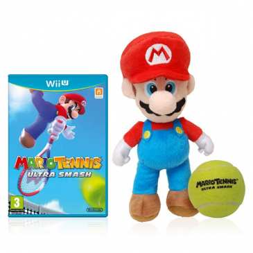 Nintendo UK will be giving a Mario soft toy with its latest game
