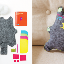 Wondernik makes smart stuffed animals and STEM toys