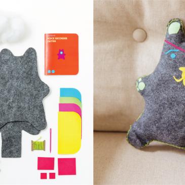 Wondernik makes smart stuffed animals and STEM toys