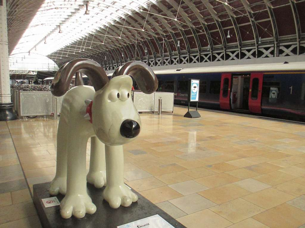Steiff will be making a limited edition Gromit toy