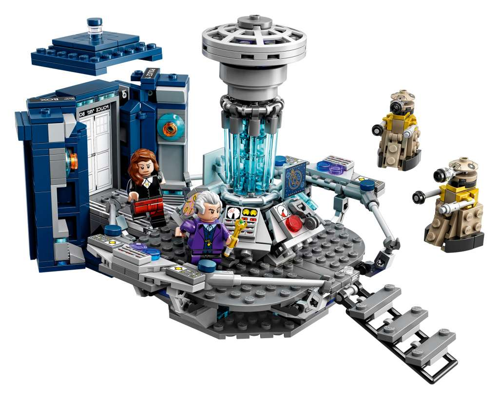 LEGO unveiled its first Doctor Who playset