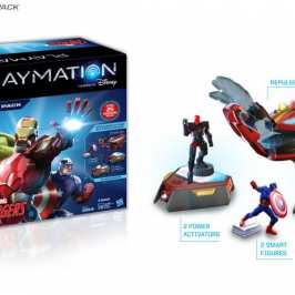 Disney and Hasbro will make Avengers Playmation toys