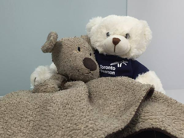 K-Kids and students will donate stuffed animals to cancer survivors