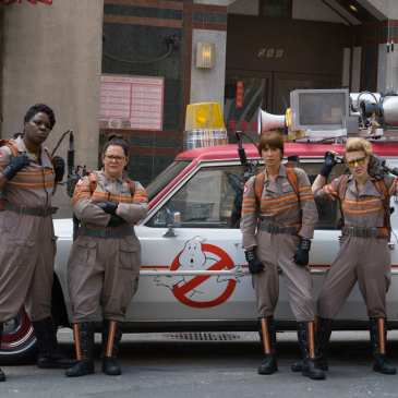 Sony shares details about the new toys for Ghostbusters, Jumanji and Get Smurfy