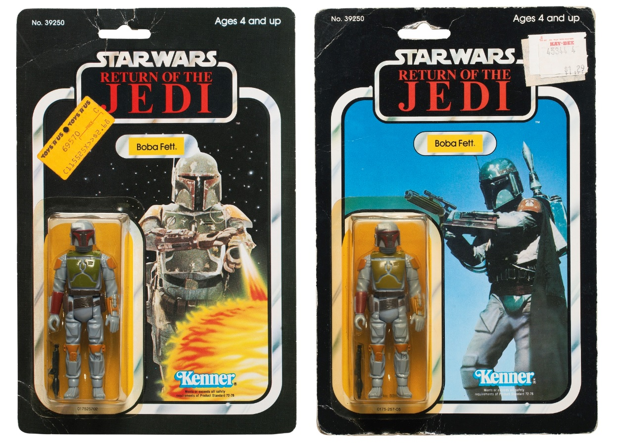Old Star Wars Toys : The prices of old star wars toys are skyrocketing