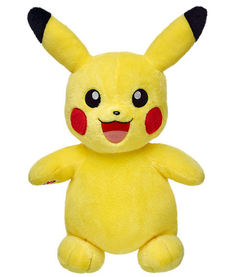 The Build-A-Bear Pikachu