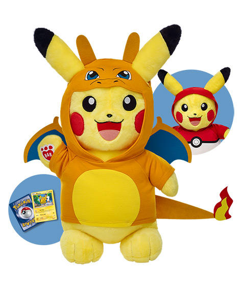 The Build-A-Bear Pikachu stuffed animal is coming sooner than expected