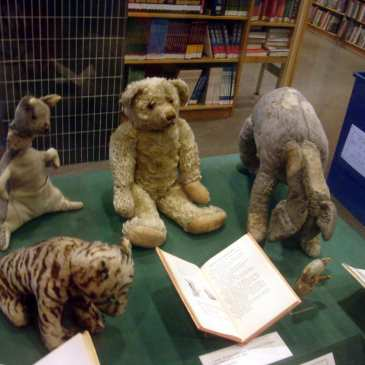 Meet the original stuffed animals that inspired Winnie the Pooh