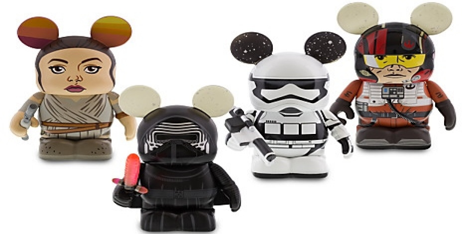 Disney and Topps debut new Star Wars toy lines