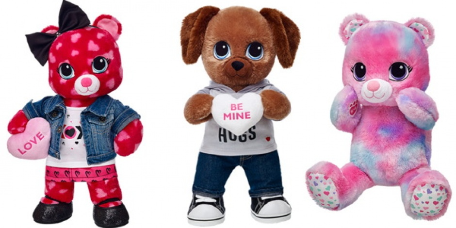 Stuffed animals remain amongst the top searched Valentine's Day gifts