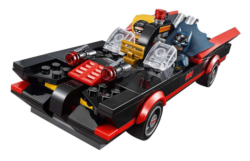 LEGO unveils new sets with Batman and with Ford