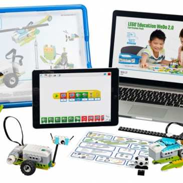 LEGO launches its own robot learning system