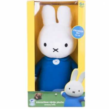 Rainbow Designs unveils new Sensory Miffy educational stuffed animal