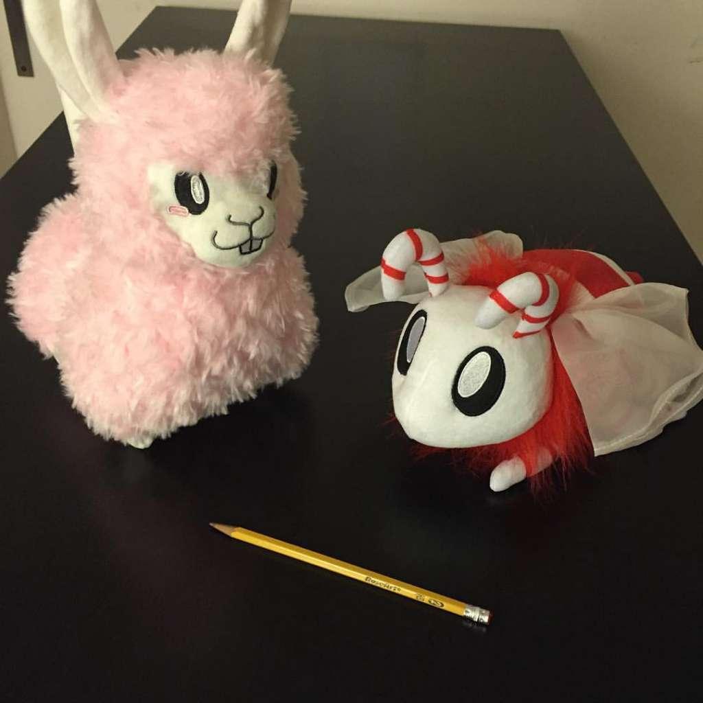 Sweet Plush creates candy-themed designer stuffed animals