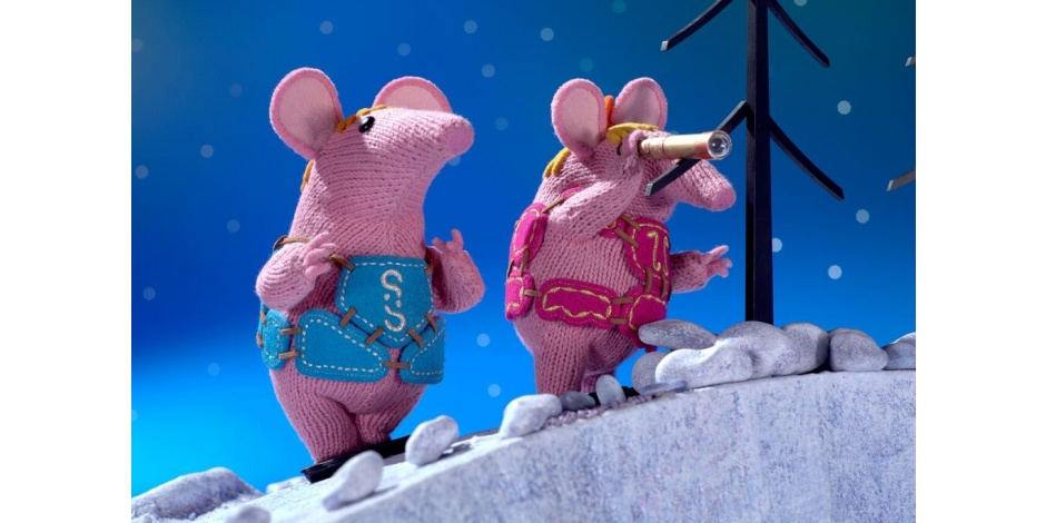 Ty readies new Clangers stuffed animals