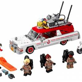 LEGO announced new Ghostbusters playsets